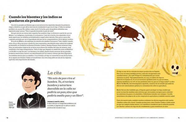 Aventuras y desventuras de los alimentos-trigo2 editorial a fin de cuentos.