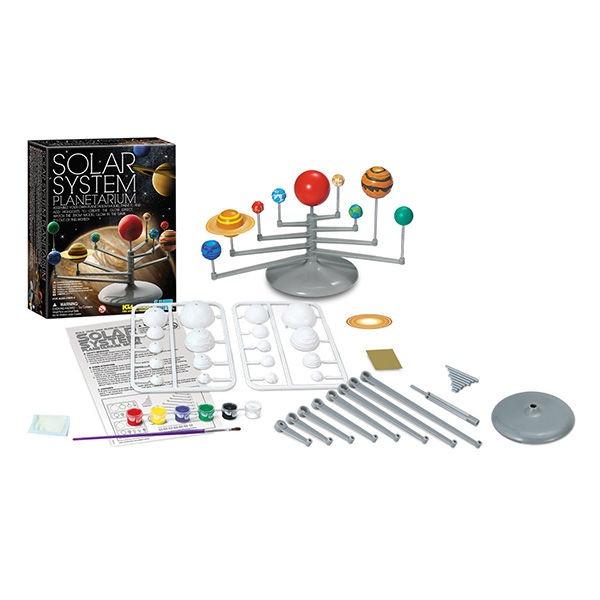 Contenido Kit Sistema Solar