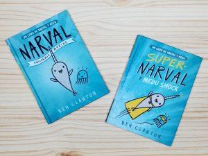 Narval unicornio marino editado por Juventud.