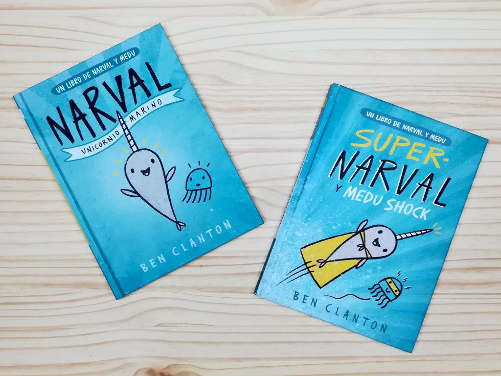 Narval. Unicornio Marino (Tomos 1 y 2)