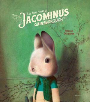 """Portada del libro """"Las ricas horas de Jacominus"""", de Rebeca Dautremer, editado por Edelvives"""