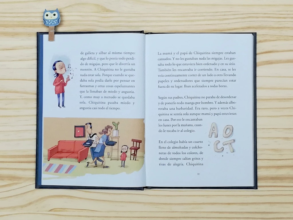 la terrorífica historia de chiquitina novela de terror editada por gato sueco