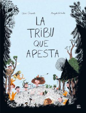 la tribu que apesta magali le huche editado por Litera Libros