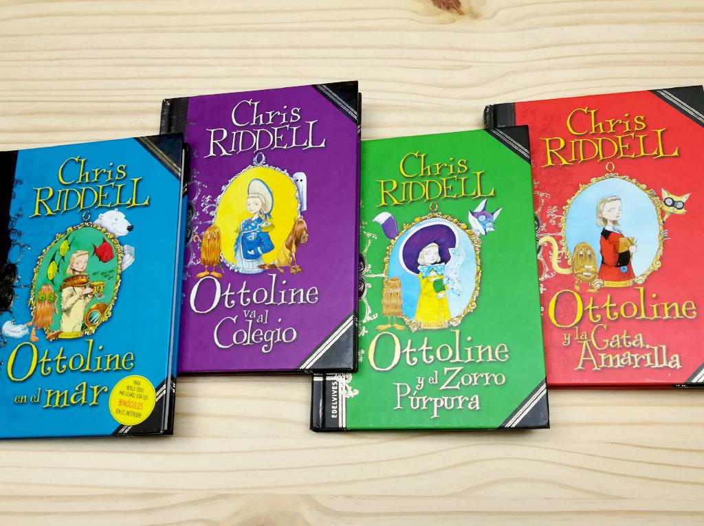 Ottoline. Una gran saga para iniciarse en la lectura