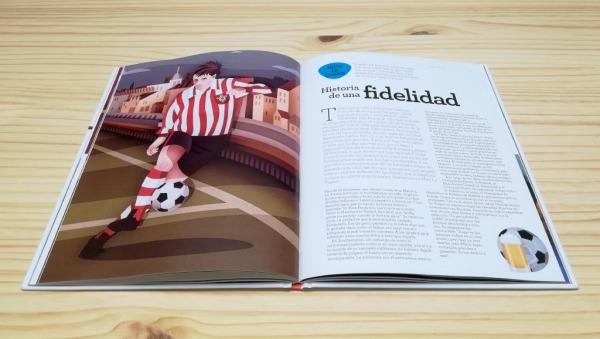 lo mejor del futbol editado por a fin de cuentos editorial