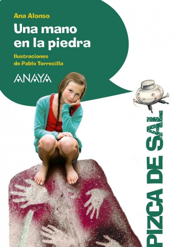 una-mano-en-la-piedra-prehistoria-novela-juvenil-anaya