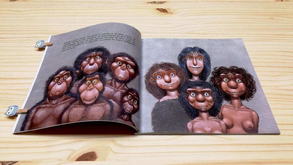 evolucion-hominidos-laetoli