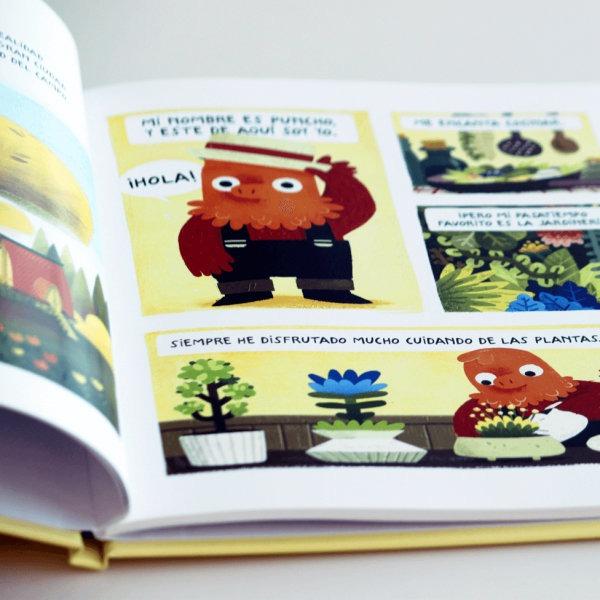 Puncho-animales-plantas-sallybooks