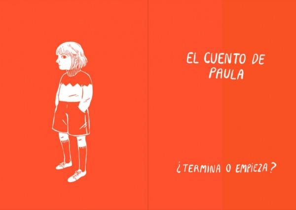 """Páginas interiores 3 del libro """"La importancia del primer cero"""", de Oti Rodríguez, editado por A buen paso"""