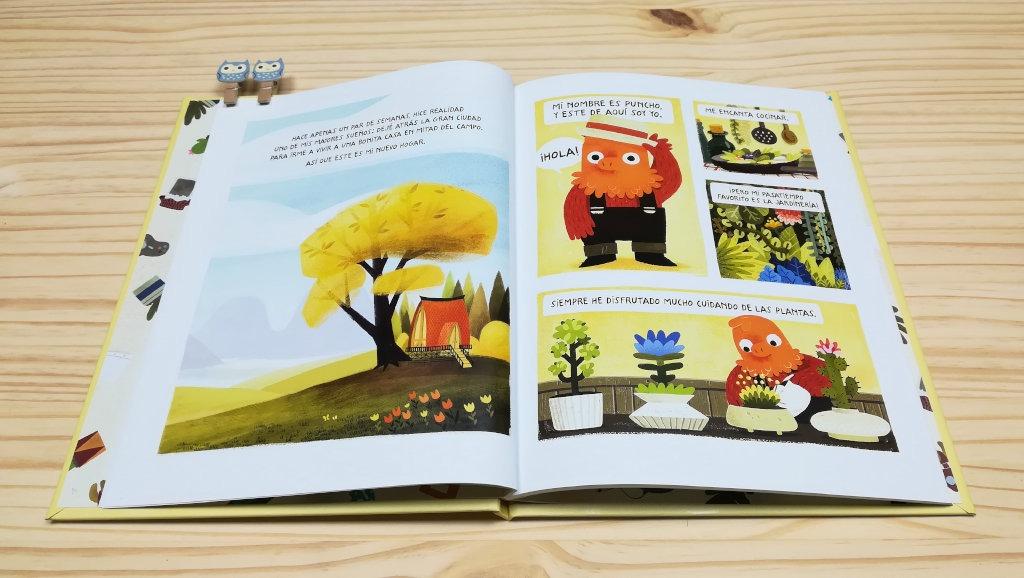 puncho-botanico-sallybooks-comic