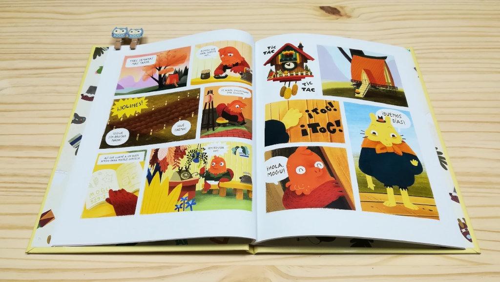 puncho-amigos-comic-sallybooks-primeros-lectores