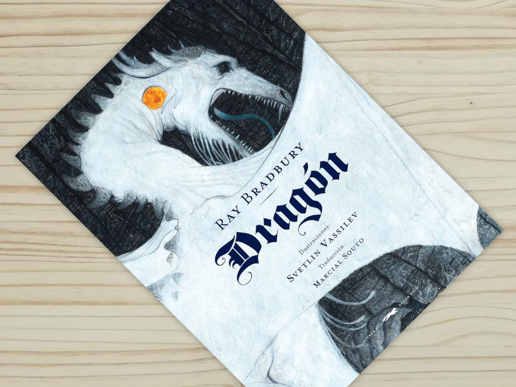 Dragón-Ray-Bradbury-libros-zorro-rojo