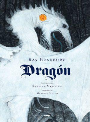 Dragon-zorro-rojo-portada-ray-bradbury