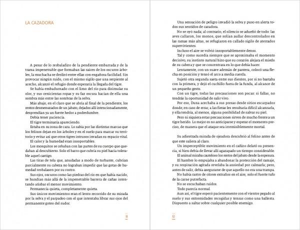 Blanco de Tigre premio gran angular, editorial sm , andres guerrero y Luisa Rivera