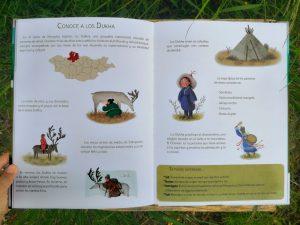 el-viaje-de-od datos sobre la tribu de los dukhaescrito por Susanna Isern ilustrado por Ana Sender editorial tierra de Mu