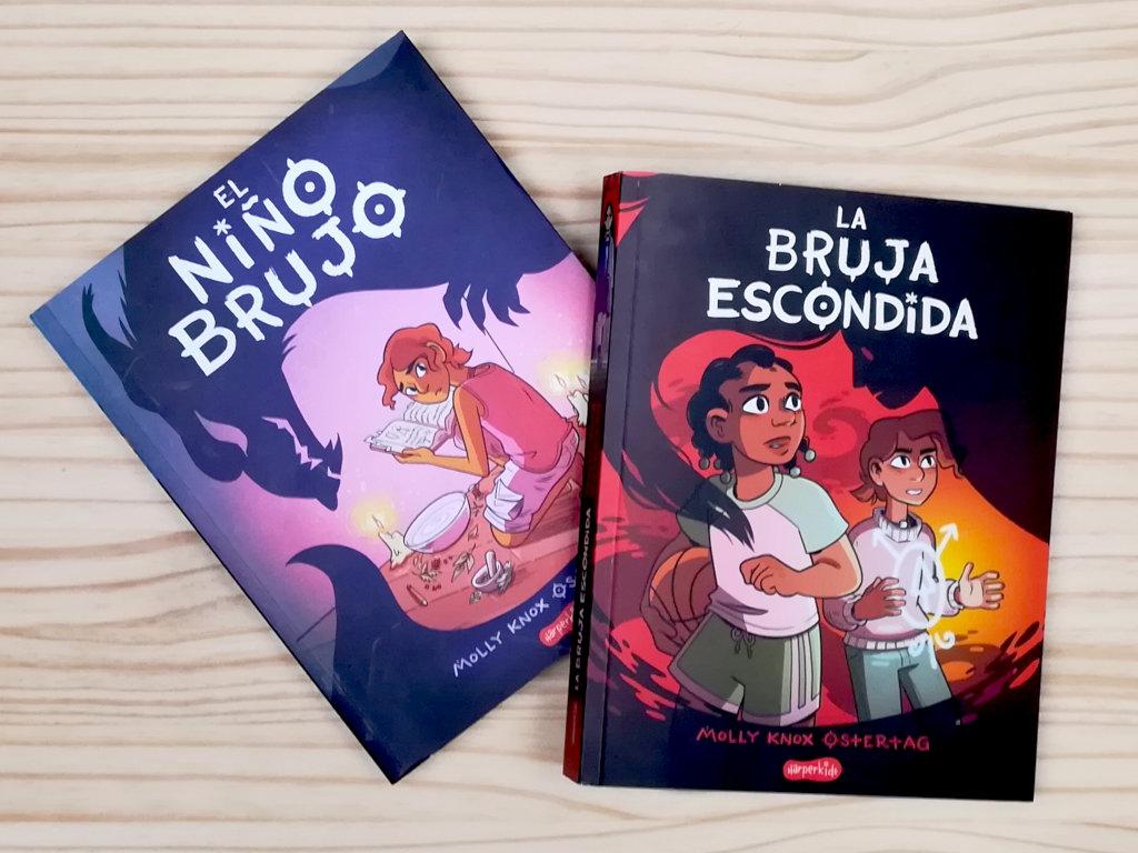 La-bruja-escondida editado por Harper kids