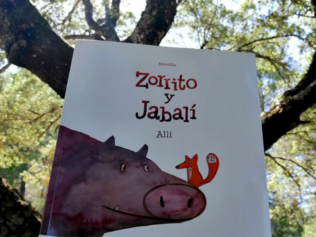 Zorrito y Jabalí – Allí