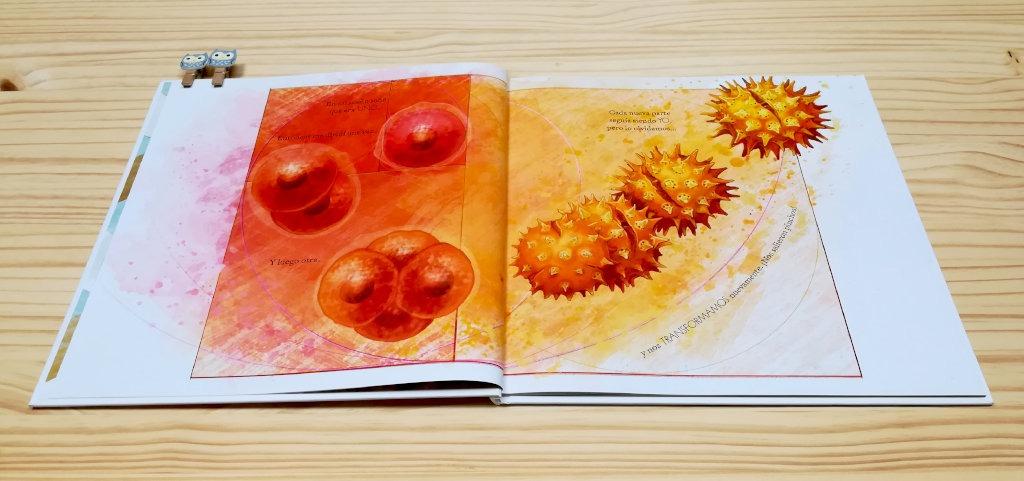Editado por thule y escrito e ilustrado por Esther Merchán