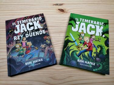 El Temerario Jack (Tomos 1 y 2)