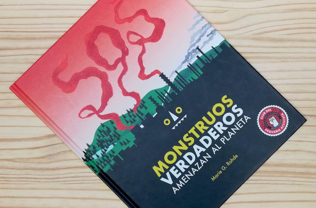 SOS Monstruos verdaderos que amenazan al planeta