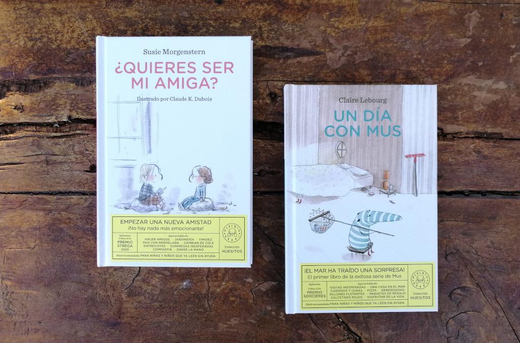 Colección Huesitos – Una colección para los que ya leen solos/as