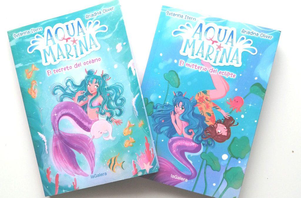 Aqua Marina – Una saga ecologísta en defensa de los océanos