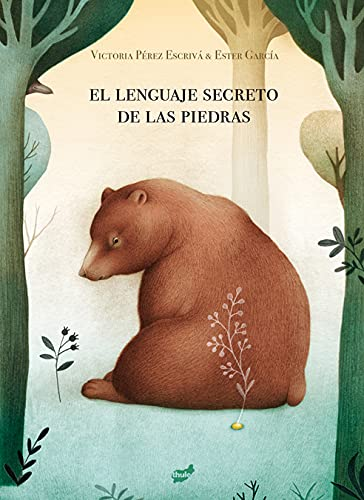 """Portada del libro """"El lenguaje secreto de las piedras"""""""