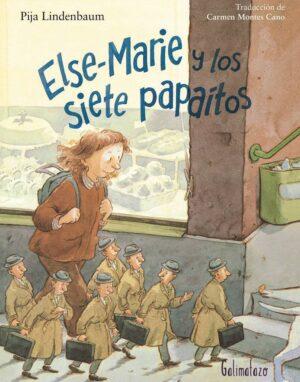 Portada de Else Marie y los siete papaitos