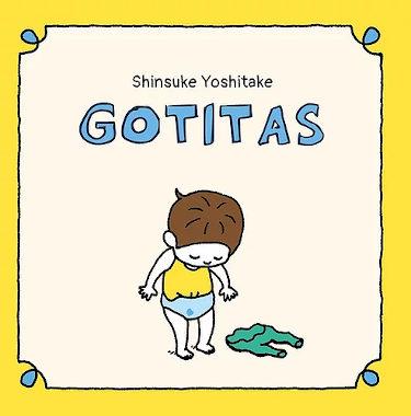 """Portada del album ilustrado """"Gotitas"""""""