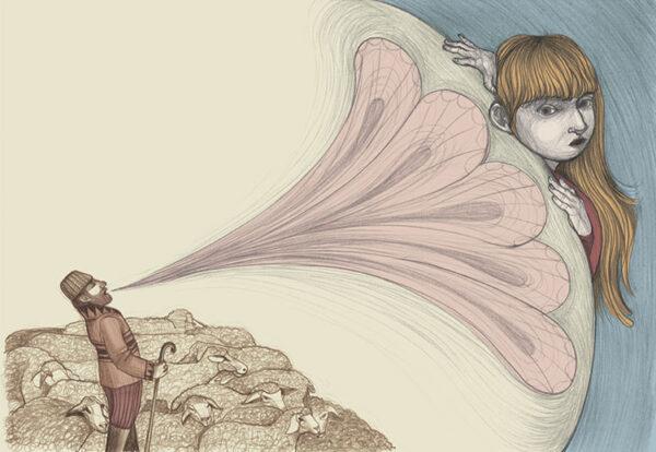 El principe durmiente. Un álbum ilustrado de Diego Pun ediciones.