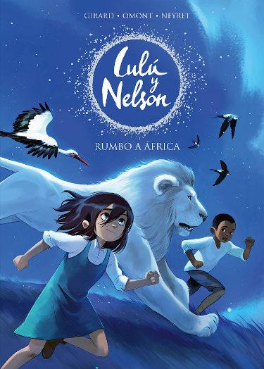 POrtada Lulú y Nelson
